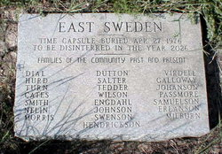 East Sweden Cemetery