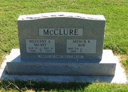Millicent Ann Mickey <i>Helm</i> McClure