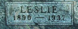 Leslie Gordon Hunsaker