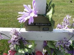 Magdalena Ilona Mary <i>Bogar</i> Bolcsfoldy