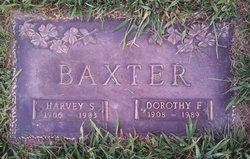 Dorothy F Dot <i>Bopp</i> Baxter