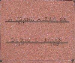 Doris Louise <i>Mabe</i> Allen
