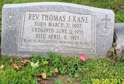 Rev Thomas Joseph Kane