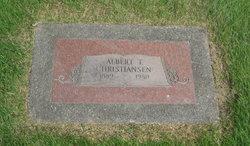 Albert Theodore Christiansen, Sr