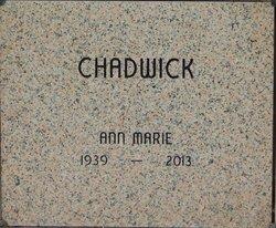 Ann Marie Chadwick