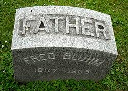 Friedrich Johann Fred Bluhm