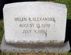 Helen R. Alexander