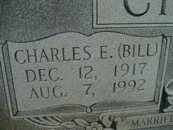Charles Edgar Bill Cresap, Jr