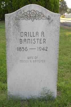Mrs Orilla <i>Dart</i> Banister