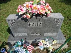 Mary Elizabeth <i>Betters</i> Fritz