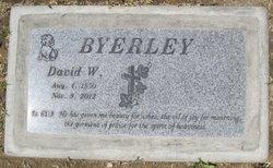 David West Byerley