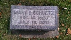 Mary Ellen <i>VanMeter</i> Schuetz