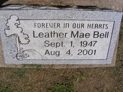 Leather Mae Bell