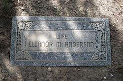 Mildred Eleanora Sofia Eleanor <i>Erickson</i> Anderson
