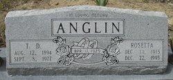 T. D. Anglin