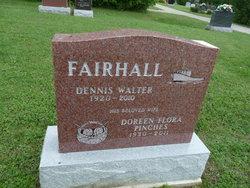 Doreen Flora <i>Pinches</i> Fairhall
