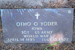 Otho Otis Yoder