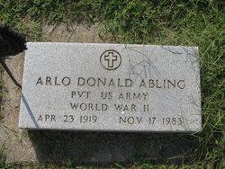 Arlo Donald Abling