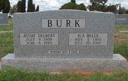 Ila Belle <i>Vick</i> Burk
