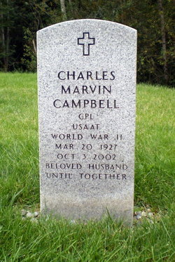 Charles Marvin Campbell, I