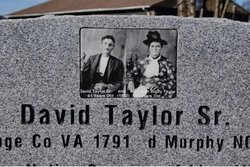 David Taylor, Sr