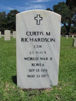 Curtis Marion Richardson