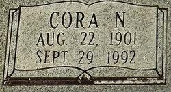Cora Josephine <i>Nugent</i> Gough
