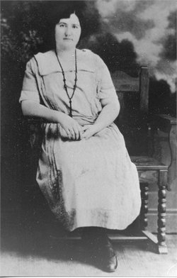 Eugenia Lou <i>Yancey</i> Barker