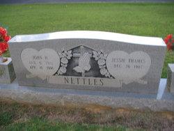 Jessie Thames Nettles