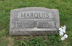 Mildred Marcellette <i>Griffith</i> Marquis