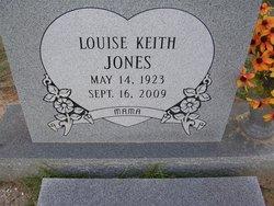 Louise <i>Keith</i> Jones