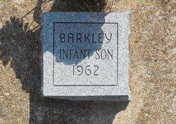 Baby Boy Barkley