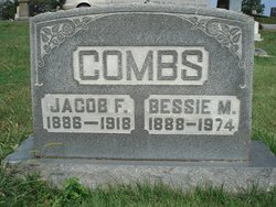 Bessie Maupin <i>Long</i> Combs