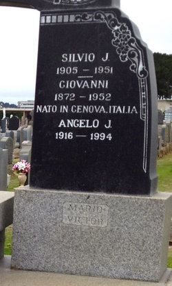 Angelo J Banchero