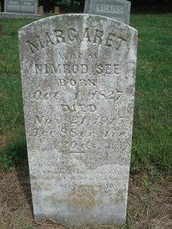 Margaret Peggy <i>Sherman</i> See