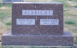 Nettie Pearl <i>Jones</i> Albright