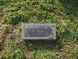 William T Bellafant