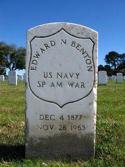 Edward N Benton
