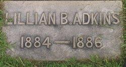 Lillian B Adkins