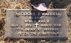 Ted Waddell