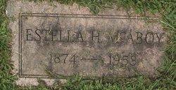 Cynthia Estella <i>Hill</i> McAboy