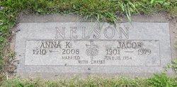 Anna K <i>Lindblom</i> Nelson