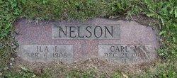 Carl M Nelson
