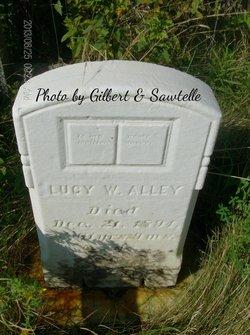 Lucy Whitney <i>Kelley</i> Alley