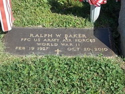 Ralph W Baker