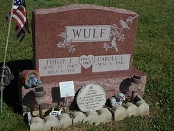 Philip J. Phil Wulf, Sr