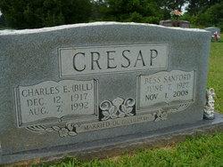 Bessie Frances Bess <i>Sanford</i> Cresap