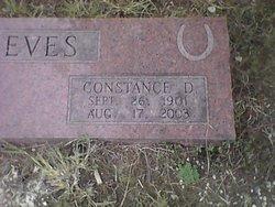 Connie Douglas Reeves