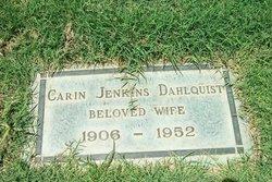Carin <i>Jenkins</i> Dahlquist