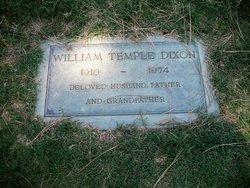 William Temple Dixon